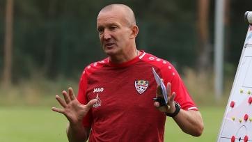 Григорчук сменил Вернидуба в солигорском «Шахтере»