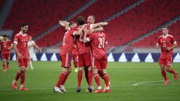 Вновь три забитых. Россия удержала победу над Венгрией