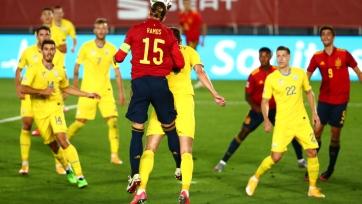 Рамос вышел на 8-е место среди лучших бомбардиров сборной Испании