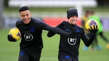 Гринвуд и Фоден исключены из состава сборной Англии