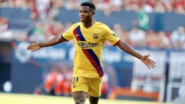 «Барселона» хочет автоматически продлить контракт с Фати