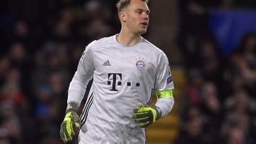 Нойер признан лучшим игроком «Баварии» в августе