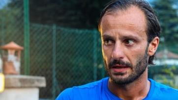 Джилардино возглавил клуб из Серии D