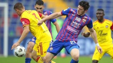 Дебютный гол Гайча принес ЦСКА победу в спарринге