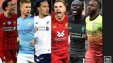 Определена сборная сезона АПЛ по версии футболистов