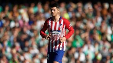 «Ювентус» предложил «Атлетико» за Морату 50 млн евро