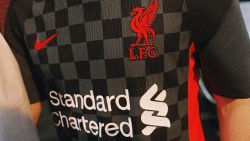 «Ливерпуль» представил третий комплект формы на сезон-2020/2021. Фото