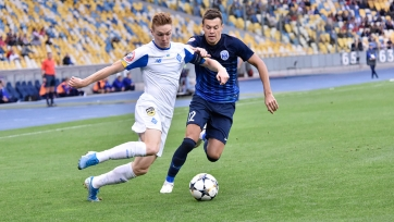 «Динамо» К и «Десна» сыграли в безголевую ничью