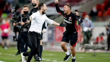 ЦСКА - «Cпартак» - 3:1. Текстовая трансляция матча