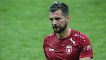 «Рубин» выиграл у «Динамо» в матче с тремя удалениями. Видео