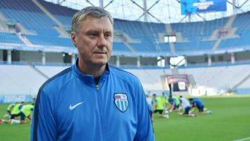 Хацкевич: «Ротор был готов играть»