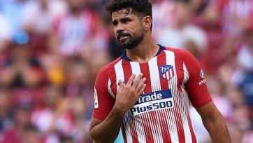 Диего Коста вылечился от коронавируса и вернулся в обойму «Атлетико»