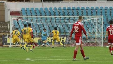 «Кайсар» прекратил борьбу в отборе Лиги Европы