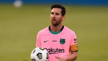 «Барселона» отмечает 20-летие пребывания в клубе Месси. Видео