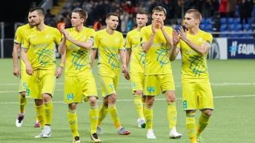 «Астана» не смогла пройти «Будучность» в рамках отбора в Лигу Европы