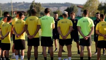 «Арис» уволил наставника после поражения от «Колоса» в «отборе» Лиги Европы
