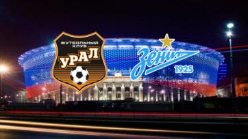 «Урал» - «Зенит». 19.09.2020. Где смотреть онлайн трансляцию матча