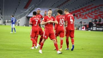 Левандовски после гола «Шальке» стал сорекордсменом чемпионата Германии