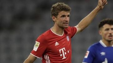 Мюллер довел счет своим голам за «Баварию» до 200