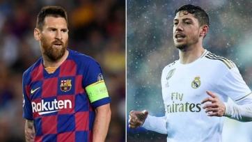 Феде Валвьерде: «В чате «Реала» не было ни одного сообщения на тему ухода Месси из «Барселоны»
