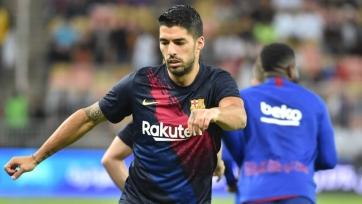 Суарес ведет переговоры с «Атлетико»