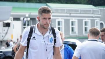 «Динамо» К расторгло контракт с нападающим через месяц после его подписания
