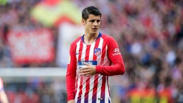 «Ювентус» сделал предложение «Атлетико» по Морате