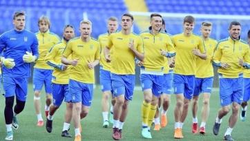 Шевченко огласил расширенную заявку сборной Украины на октябрьские матчи Лиги наций