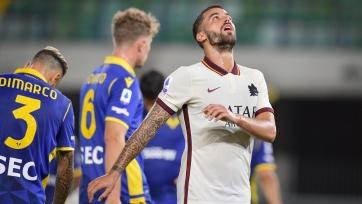 «Рома» может получить техническое поражение в матче против «Вероны»