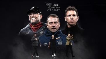Названы претенденты на звание лучшего тренера года по версии УЕФА