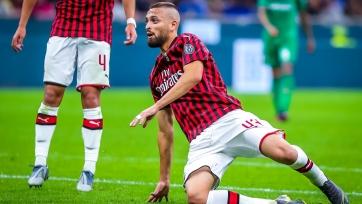 Защитник «Милана» заразился коронавирусом