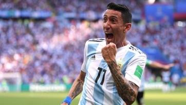 Ди Мария выразил недовольство непопаданием в состав сборной Аргентины