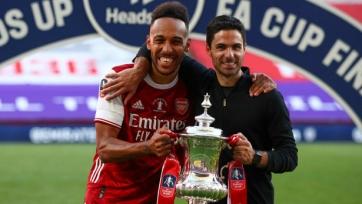 Обамеянг: «Две вещи убедили меня остаться в «Арсенале»