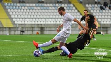 Украинский «Колос» проиграл в Лиге Европы в овертайме «Риеке»
