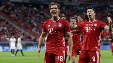 «Бавария» выиграла Суперкубок УЕФА, одолев «Севилью» в овертайме