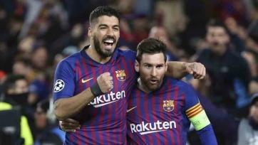 Месси трогательно попрощался с Суаресом, задев руководство «Барселоны»