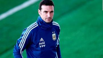 Скалони ответил Ди Марии, не получившему вызов в сборную Аргентины