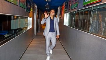 Суарес прибыл в Мадрид