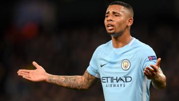 «Манчестер Сити» на месяц потерял Жезуса