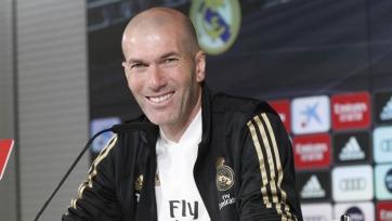 Зидан вышел на 2-е место по числу побед в Примере среди тренеров «Реала»