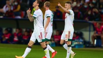 ЦСКА – «Локомотив» – 0:1. Текстовая трансляция матча