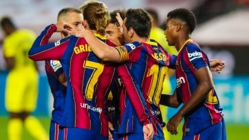Чемпионат Испании. «Барселона» разгромила «Вильярреал», «Севилья» вырвала победу над «Кадисом»