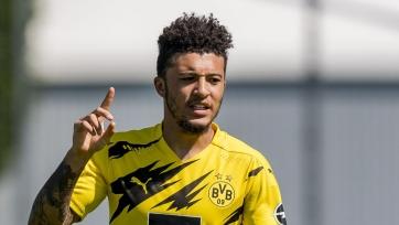«Манчестер Юнайтед» готовит новое предложение «Боруссии» Дортмунд по Санчо