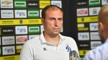 Главный тренер «Динамо» М подал в отставку