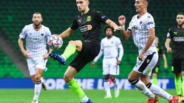 «ПАОК» – «Краснодар» – 1:2. Текстовая трансляция матча