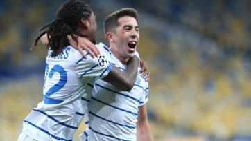 «Динамо» Киев, «Олимпиакос» и «Ференцварош» прошли в групповой этап Лиги чемпионов