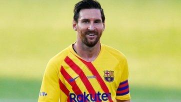 Месси: «Я допускал ошибки, но хотел, чтобы «Барселона» стала сильнее»