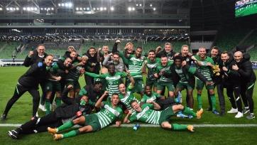 «Ференцварош» вошел в историю Лиги чемпионов