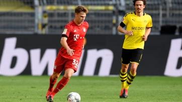 «Бавария» стала обладателем Суперкубка Германии