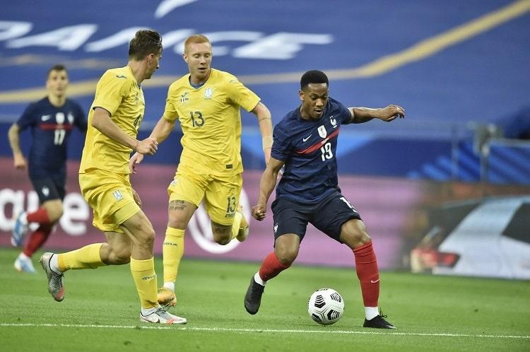 Франция – Украины - 7:1. 07.10.2020. Обзор и видео матча